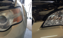 Project Photos - Headlight Restoration
